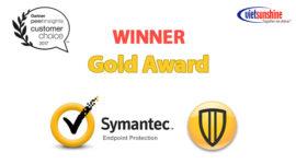 symantec đoạt giải thưởng gartner