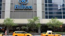 Tập đoàn Hilton bị phạm vì vi phạm an toàn dữ liệu