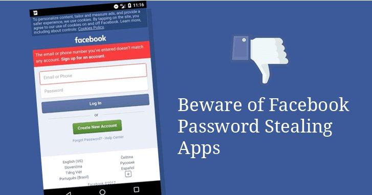 avast chặn facebook