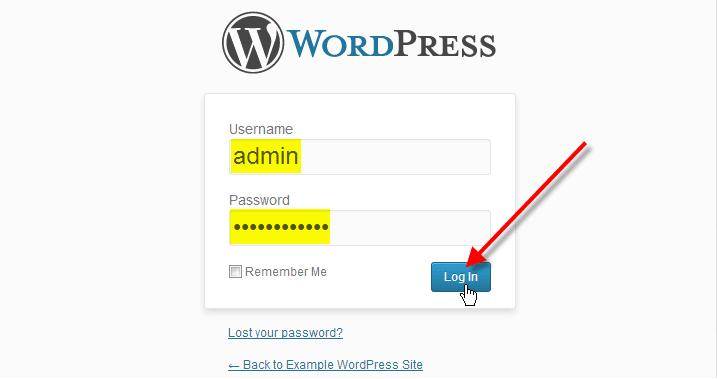 mã độc tấn công wordpress