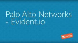 Palo Alto network mua lại evident.io