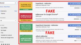 extension độc hại từ Chrome Store