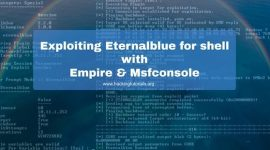Exploiting-Eternalblue