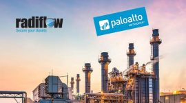 radiflow và paloalto networks