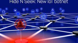 Hide 'N Seek - IoT botnet có thể lây nhiễm Database Servers