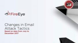 báo cáo của FireEye về tấn công email