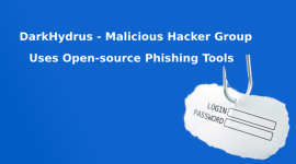 DarkHydrus sử dụng công cụ mã nguồn mở Phishery trong tấn công ở khu vực Trung Đông
