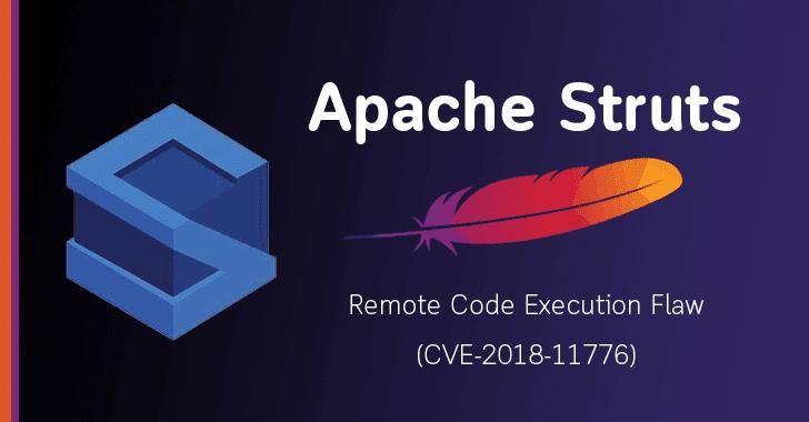 Lỗ hổng Apache Struts RCE cho phép tin tặc chiếm các máy chủ Web