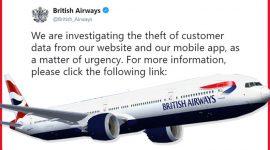 British Airways bị hack - 380.000 thẻ thanh toán bị lộ thông tin