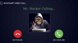 Chỉ cần trả lời cuộc gọi video, tài khoản WhatsApp của bạn có thể gặp nguy hiểm