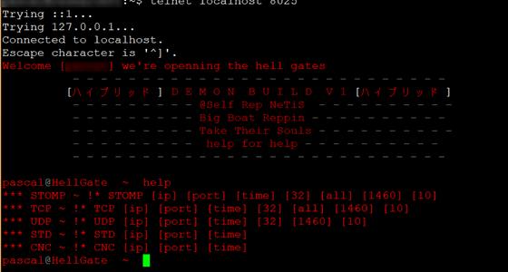Demonbot nhắm tới cloud servers cho các cuộc tấn công DDoS