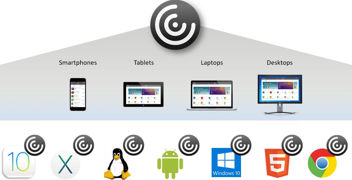 Giải pháp Ảo hóa máy trạm và ứng dụng (XenDesktop và XenApp) của Citrix