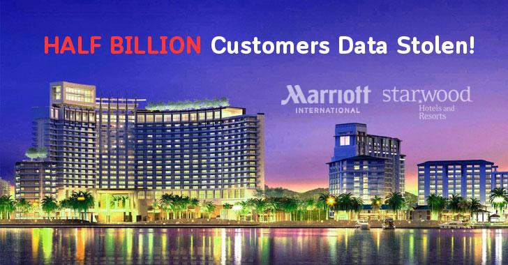 500 triệu hồ sơ khách hàng của Marriott bị đánh cắp