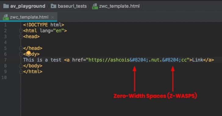 Hacker sử dụng Zero-Width Spaces để vượt qua MS Office 365 Protection
