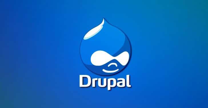 Hacker đang tích cực khai thác lỗ hổng Drupal RCE mới được công bố