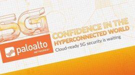 Palo Alto Networks K2 - Giải pháp tưởng lửa (firewall) cho 5G