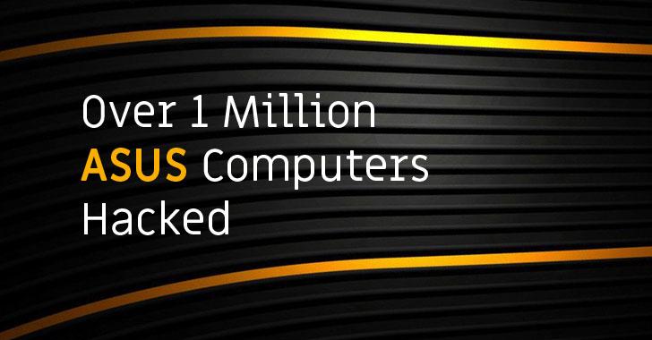 Máy chủ cập nhật phần mềm ASUS bị hack để phân phối Malware