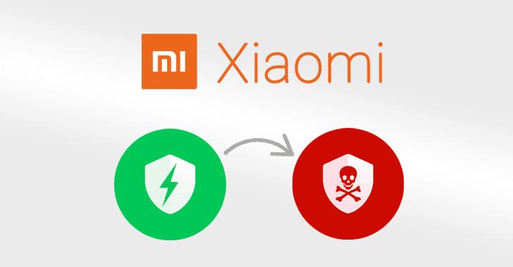 Hacker có thể biến antivirus được cài đặt sẵn trên Xiaomi thành Malware