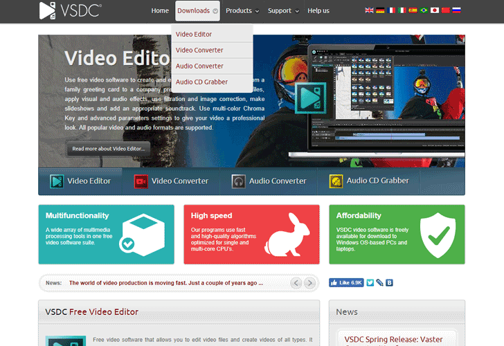 Website của VSDC đã phân phối phần mềm độc hại trong một tháng