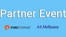 pure & mellanox event