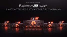 FlashArray X Môi trường lưu trữ tốc độ cao dành cho mọi Workload