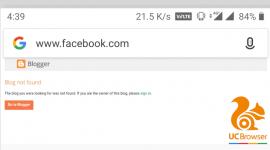 Lỗ hổng chưa được vá trong UC Browser cho phép tấn công lừa đảo