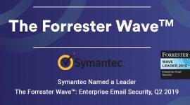 Symantec được công nhận là Leader cho Enterprise Email Security