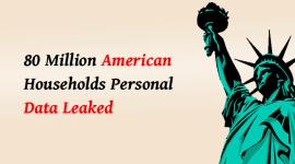 Thông tin của 80 triệu gia đình Mỹ bị lộ do không được bảo vệ