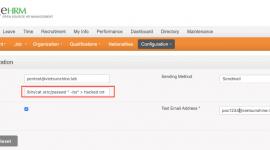 Lỗ hổng thực thi mã lệnh tùy ý trên OrangeHRM CMS_8