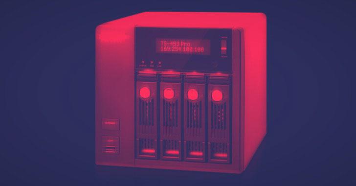 Ransomware mới nhắm tới các thiết bị NAS (Network Attached Storage)