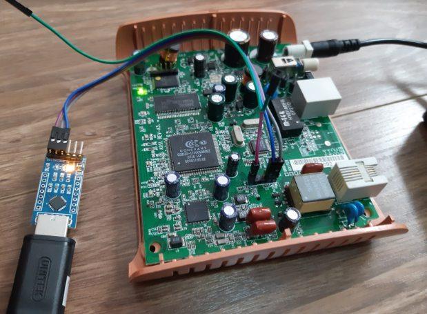 Truy cập thiết bị Router qua giao tiếp UART_11