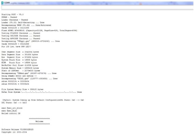 Truy cập thiết bị Router qua giao tiếp UART_22