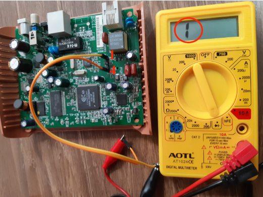 Truy cập thiết bị Router qua giao tiếp UART_5