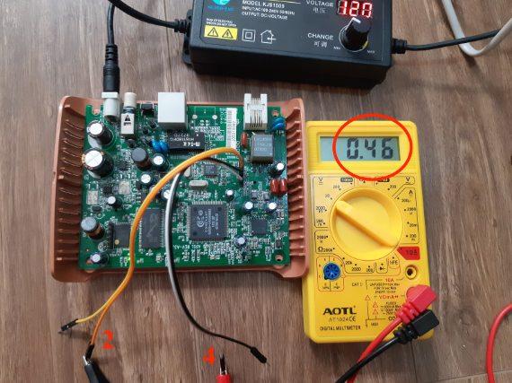Truy cập thiết bị Router qua giao tiếp UART_7