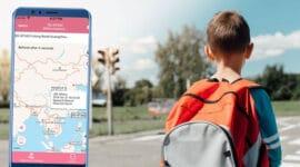 Lỗ hổng trong 600.000 thiết bị theo dõi GPS làm lộ vị trí của trẻ em