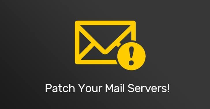 Lỗ hổng RCE nghiêm trọng trong Exim mail Server