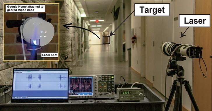 Hacker có thể âm thầm kiểm soát Google Home, Alexa, Siri của bạn