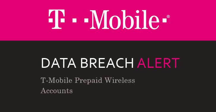 T-Mobile bị vi phạm dữ liệu ảnh hưởng đến các khách hàng trả trước
