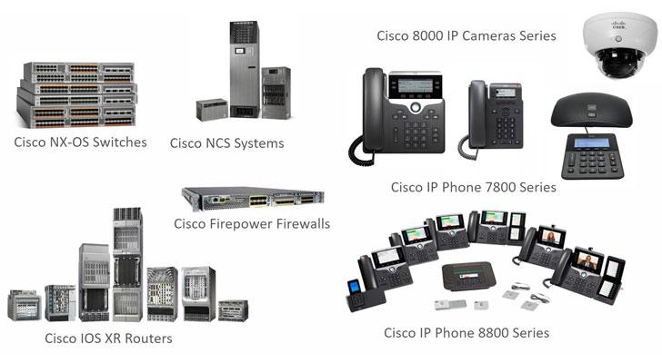 5 lỗ hổng nghiêm trọng của Cisco ảnh hướng tới Router, Switch, IP Phone và Camera_1