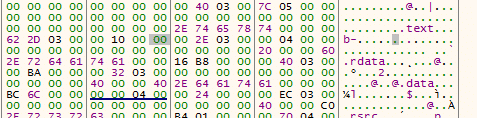 Dữ liệu mã hóa của hàm DecodeData_2