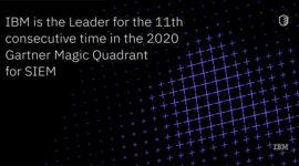 IBM lần thứ 11 liên tiếp dẫn đầu bảng đánh giá của Gartner cho SIEM