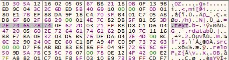 Mã độc tạo ra một vùng nhớ trong bộ nhớ và load file stdole.tlb_2