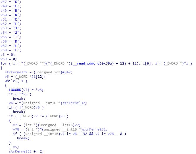 giải mã vùng nhớ stdole.tlb