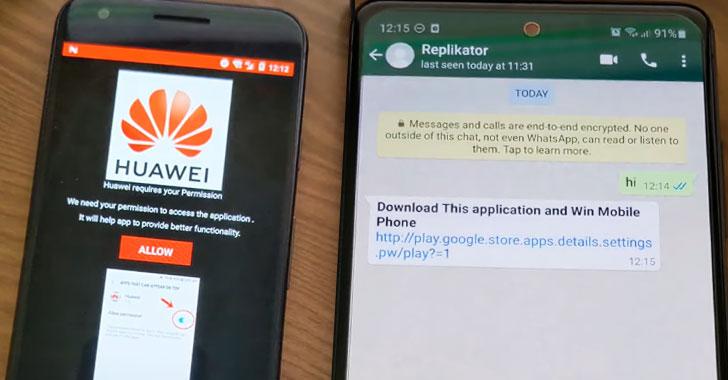 Cảnh báo! Malware Android mới tự lây lan thông qua WhatsApp