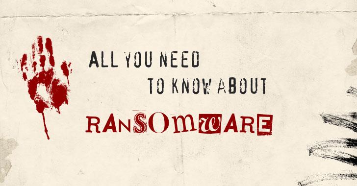 Mọi thứ bạn cần biết về mối đe dọa ngày càng tăng của Ransomware