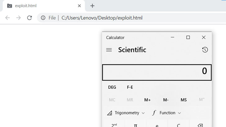 Lỗ hổng RCE của Chrome, Microsoft Edge và Opera đang bị khai thác_2