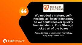Mở rộng dịch vụ và nâng cao trải nghiệm kỹ thuật số với Pure Storage