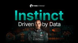 Sức mạnh của dữ liệu góp phần vào chiến thắng của đội đua Mercedes